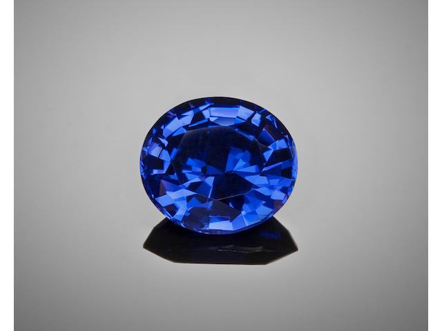 Rare and Exceptional, Large  Blue Spinel