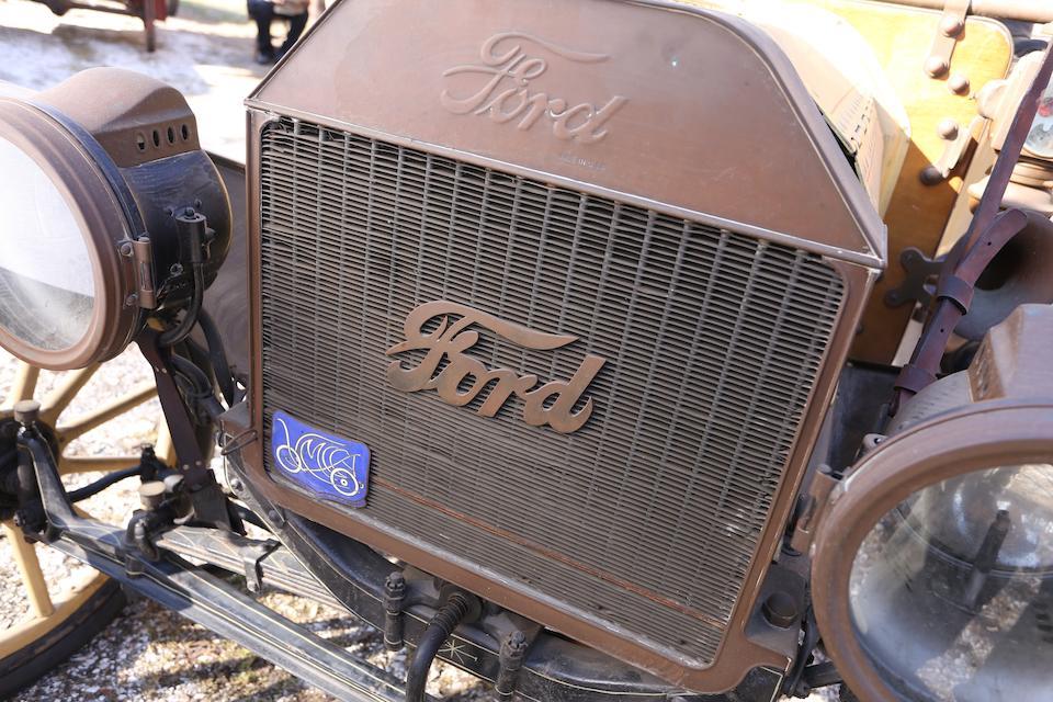 1911 Ford Model T Torpedo Roadster  Engine no. TBA