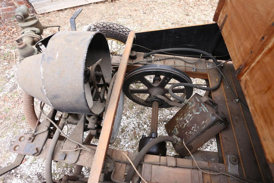 1906 Waltham Orient Buckboard  Engine no. 2478