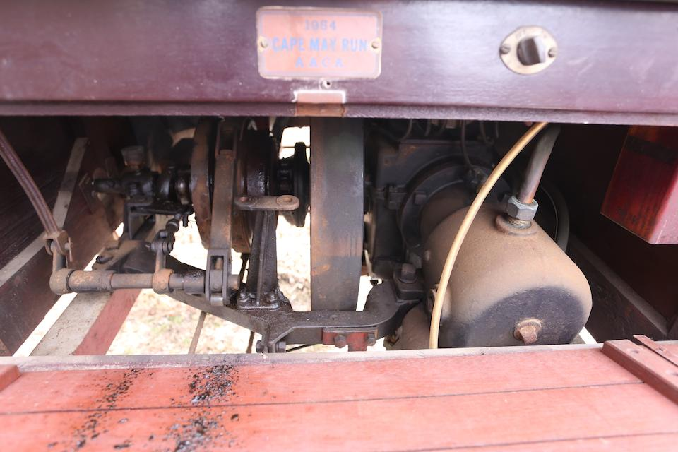 1904 Ford  Model 'AC' 10hp Four Seater Rear Entrance Tonneau  Engine no. 982