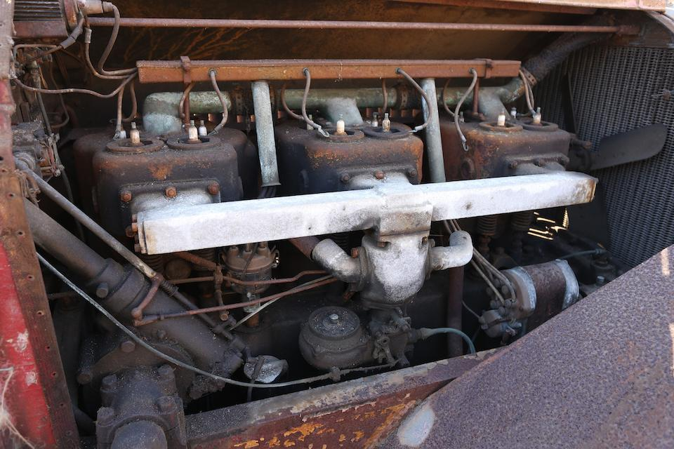 1929 American LaFrance Type #147 Service Car with 600gpm pump  Chassis no. 6516