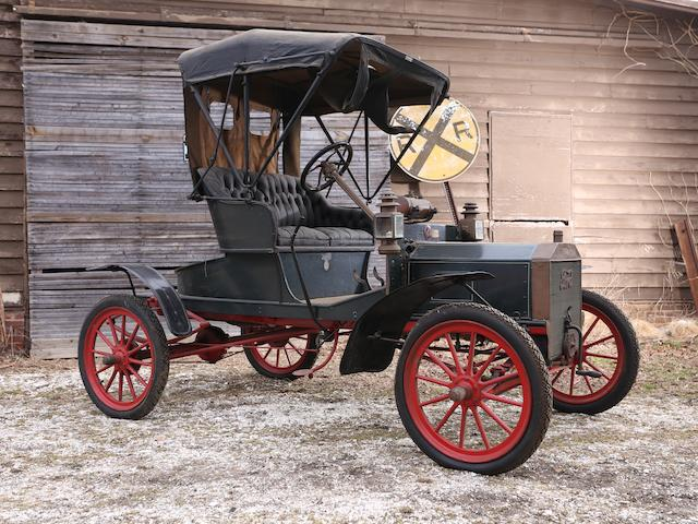 1907 Ford Model N Runabout   Engine no. 5362