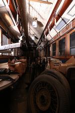 A J.G. Brill & Company DT-9 Window Streetcar, c.1918,