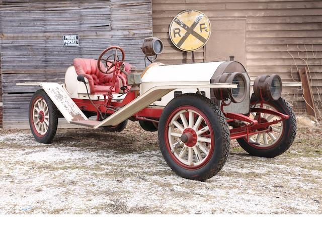 1909 Premier Model 45 45/55hp 6-cylinder Raceabout  Chassis no. 1359