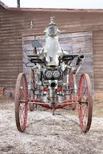 1873 Silsby Rotary Steam Pumper,