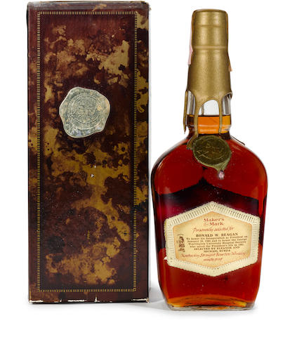 Maker's Mark- Reagan Inauguration