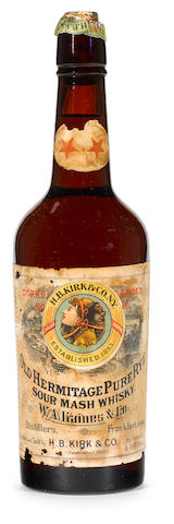 Old Hermitage Pure Rye Sour Mash Whiskey (1)