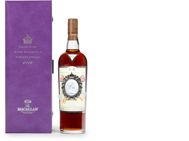 Macallan The Queen's Diamond Jubilee (1)
