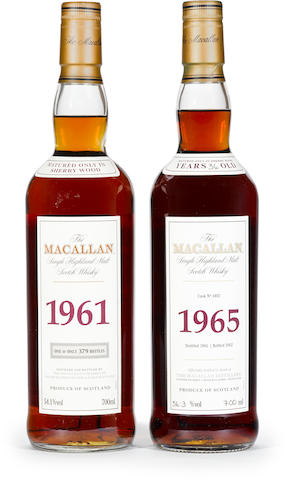 Macallan Fine & Rare 1965- 36 years old (1)