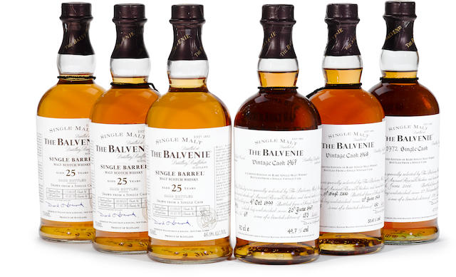 Balvenie 1967- 32 years old (1)