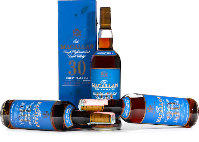 Macallan 30 years old (1)