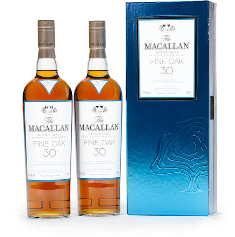 Macallan Fine Oak 30 years old (1)