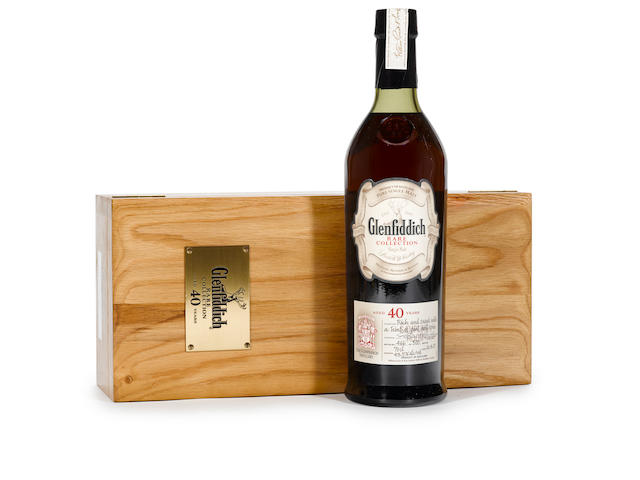 Glenfiddich 40 years old (1)