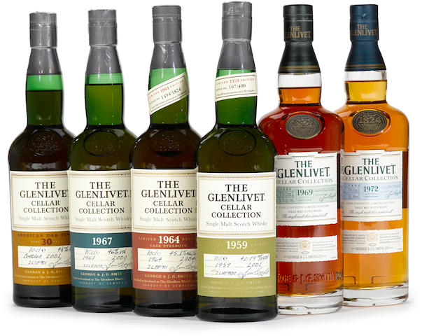 Glenlivet Cellar Collection 1959- 40 years old (1)