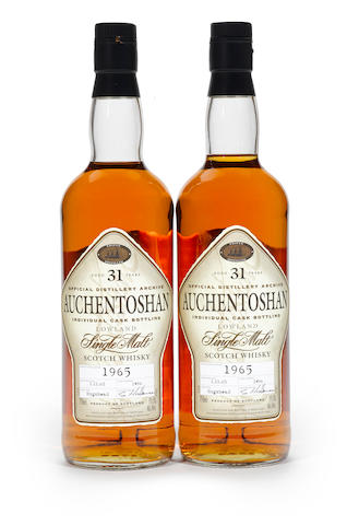 Auchentoshan 1965 - 31 years old (1)