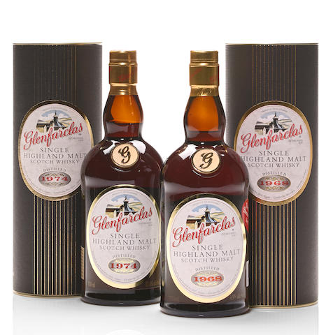 Glenfarclas 1968- 35 years old (1)