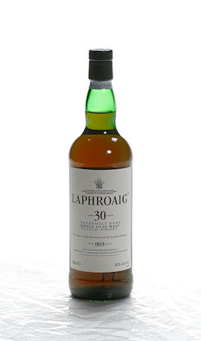 Laphroaig 30 years old (1)
