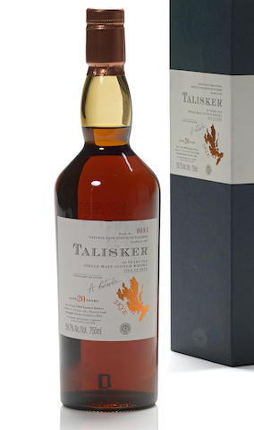 Talisker 1981- 20 years old (1)
