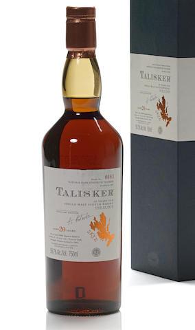 Talisker 1981- 20 years old (1)