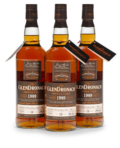 Glendronach 1989- 19 years old (3)