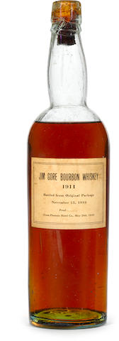 Jim Gore Bourbon Whiskey 1911 (1)
