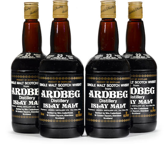 Ardbeg 1965- 22 years old (1)