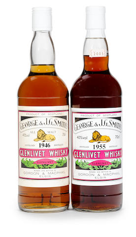 George & JG Smith's Glenlivet 15 years old (2) George & JG Smith's Glenlivet 21 years old (2)