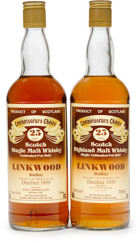 Linkwood 1959- 25 years old (1)