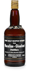 Macallan-Glenlivet 1956- 24 years old (1)