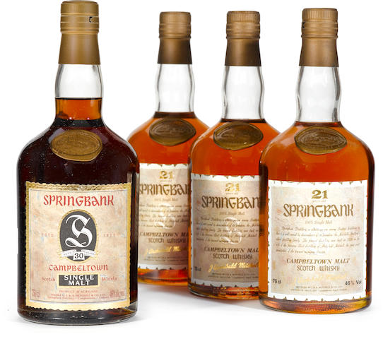 Springbank 21 years old (1)