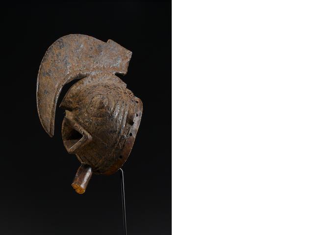 Fine Bwa Mask, Burkina Faso