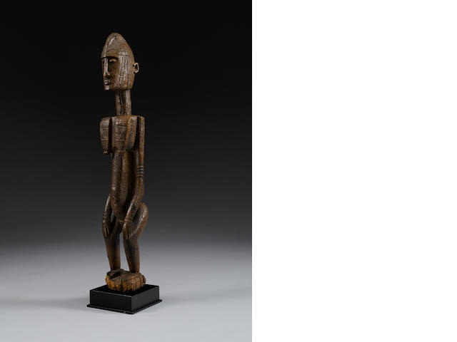 Fine Dogon/Bamana Female Figure, Mali