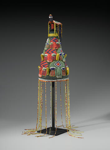Yoruba Crown, Nigeria