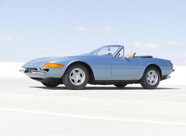 Bonhams Auction 1973 Ferrari