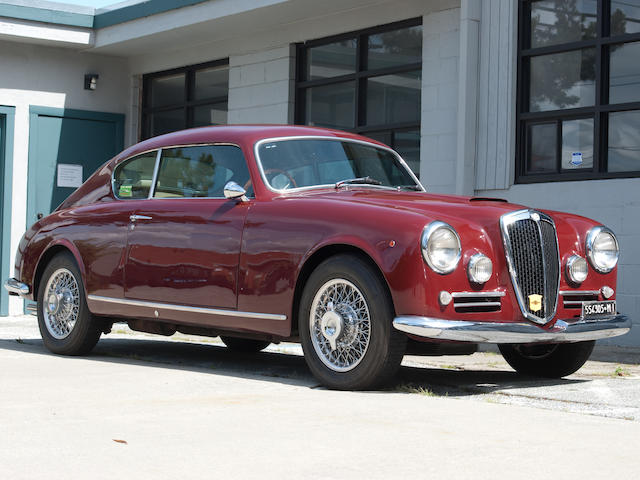 Fourth series example equipped with Nardi Performance Kit and floor-shift,1955 Lancia Aurelia B20 GT Coupe
