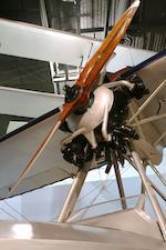 A 1929 Savoia Marchetti S-56,