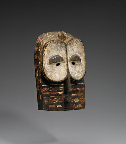 Bembe Mask, Democratic Republic of the Congo