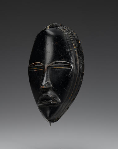 Mano Mask, made for the Mandingo, Liberia
