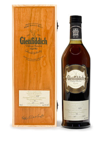 Glenfiddich Vintage Reserve 1973- 33 years old (1)