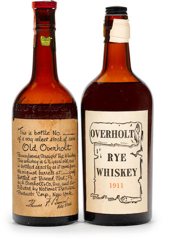 Old Overholt 6 years old (1)