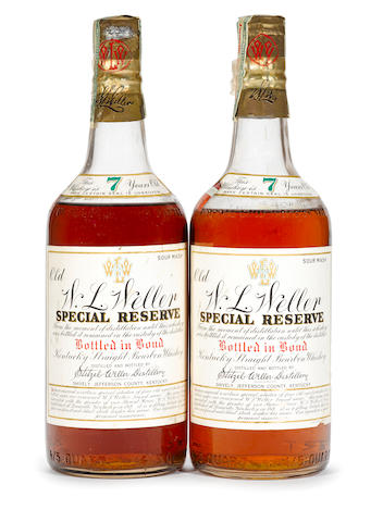 W. L. Weller Special Reserve 7 years old (1)