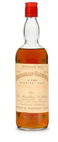 Macallan-Glenlivet 1937