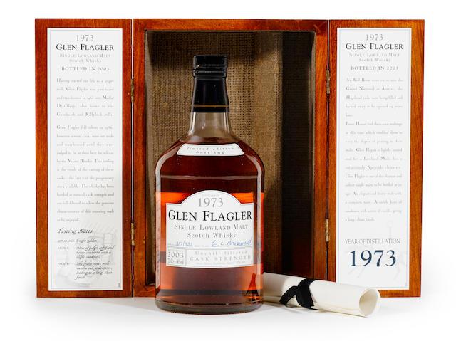 Glen Flagler 1973- 30 years old