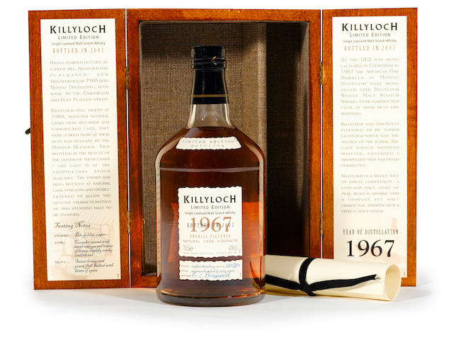 Killyloch 1967- 36 years old