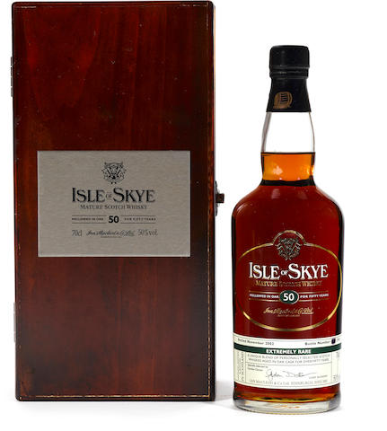 Isle of Skye- 50 years old (1)