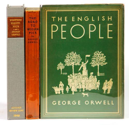 ORWELL, GEORGE.