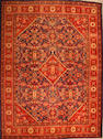 A Sultanabad carpet size approximately 10ft. 2in. x 13ft. 10in.