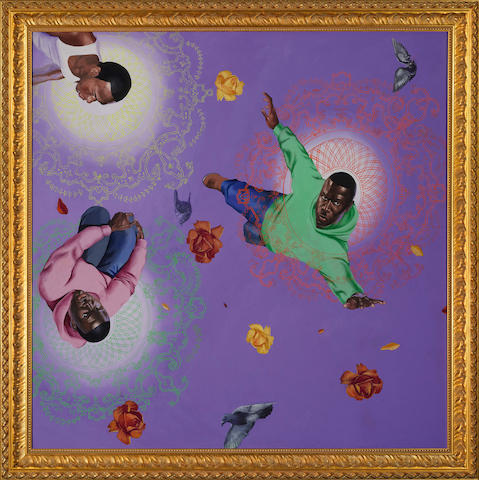 KEHINDE WILEY (b. 1977) Easter Realness No. 3, 2004