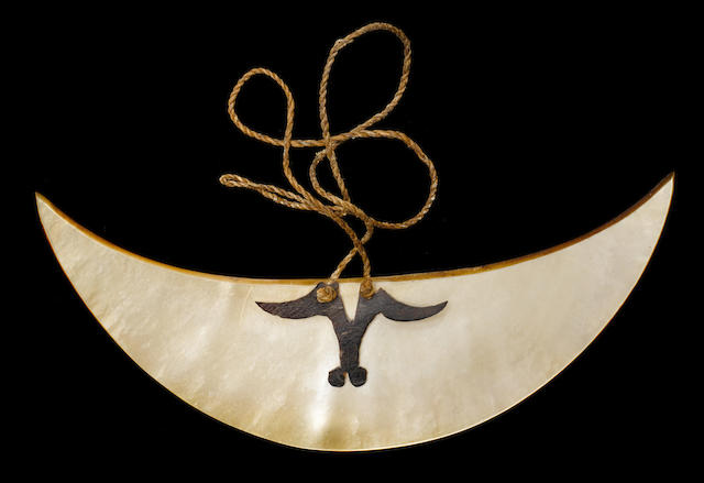 Breast Ornament, Solomon Islands
