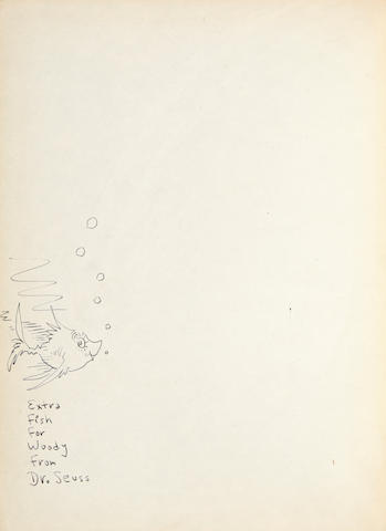 GEISEL, THEODOR SEUSS. 1904-1991. McElligot's Pool. New York: Random House, [1947].